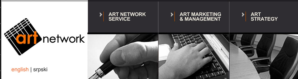 Art Network - home page